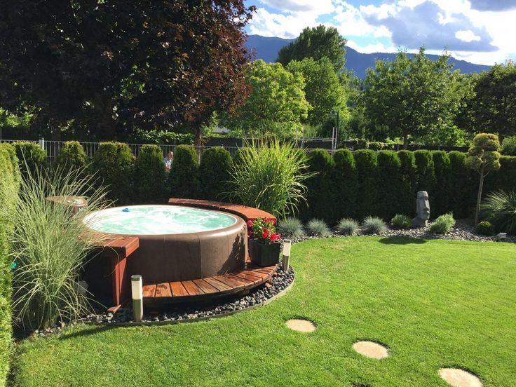 Die Neue Art Von Whirlpools Portabel Preiswert Energiesparend Ideal Fur Ihren Garden Shed Diy Hot Tub Garden Outdoor
