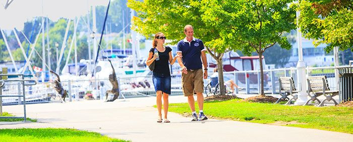 Hamilton Ontario Waterfront has many fun-filled things to do and great places to see -  Download their Pier 8 Passport for discounts and savings