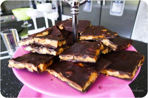 Snickers @ 56kilo – LCHF Recept, inspiration, mode och matglädje!