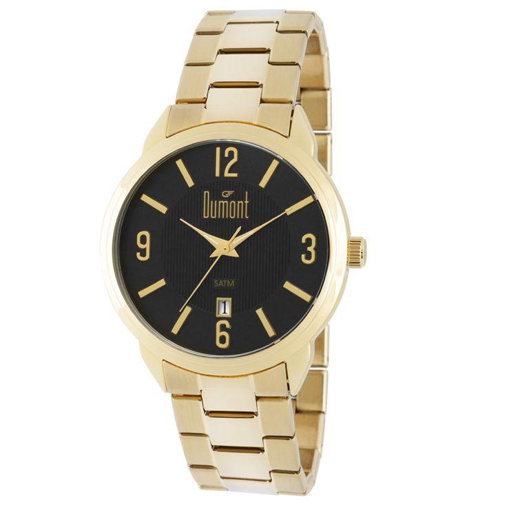Relógio Analógico Dumont DUPC32AA/4P - ShopFácil.com