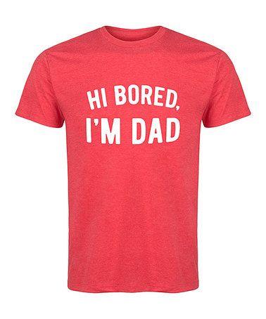'Hi Bored, I'm Dad'