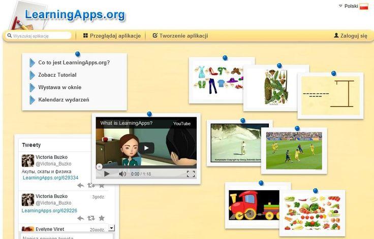 Learningapps - Strona internetowa eduwarsztaty!
