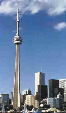 CN Tower, Toronto, Ontario