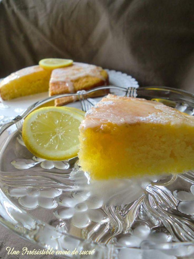 Moelleux Fondant Au Citron