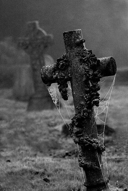 Cemeteries Ghosts Graveyards Spirits:  #Cemetery.