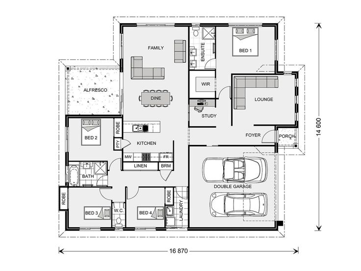 36 best bunnythorpe house plans images on pinterest for House plans cairns