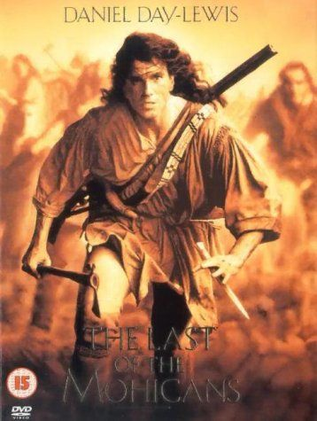 Inspiration - Mann sets a breathless pace from the off and never lets up. This is a stomach-clenching historical adventure romance on an epic scale with a great central performance by Daniel day-Lewis. I love this movie.