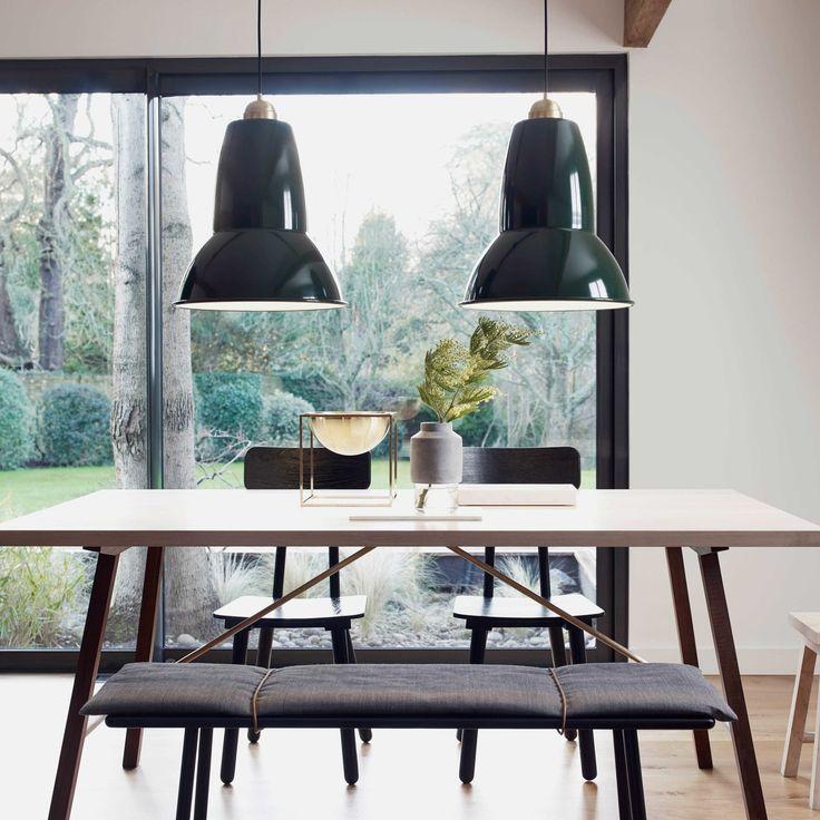 94 best Leuchten images on Pinterest Minis, Scandinavian design - design esstisch marmor tokujin yoshioka