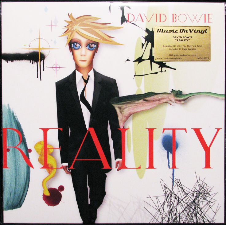 Northern Volume - David Bowie - Reality (180g Audiophile Vinyl LP Record from Music on Vinyl), $36.95 (http://www.northernvolume.com/david-bowie-reality-180g-audiophile-vinyl-lp-record-from-music-on-vinyl/)