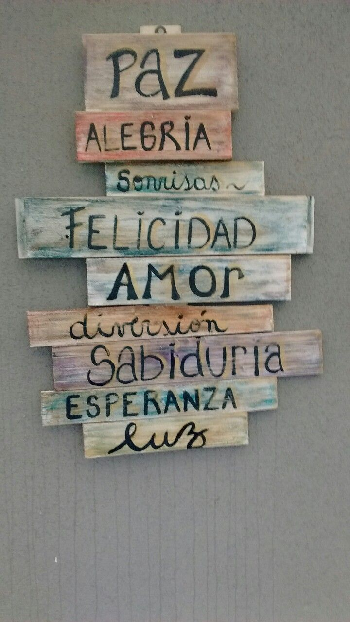 Letreros