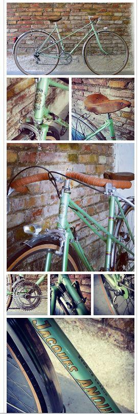 Cycles Jacques Anquetil mixte
