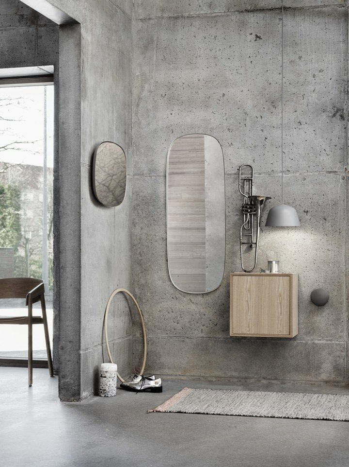 Framed spiegel Muuto