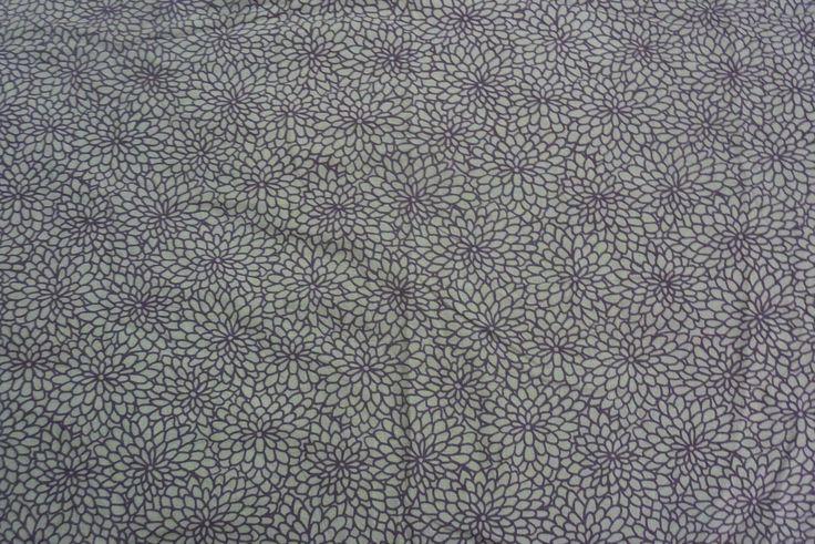 Textura flores a mil