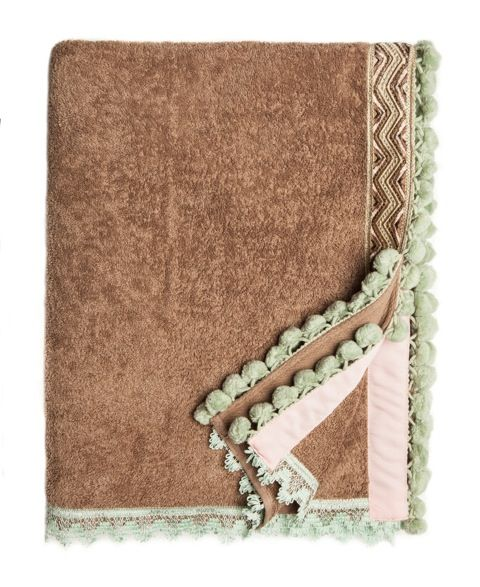 BOHO BEACH TOWEL STYLE LUMBEE 95€ www.bettina.com.gr/eshop