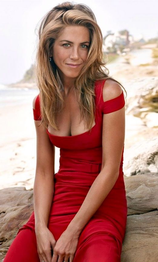 Jennifer's Sexy Red Dress ♥♠♥