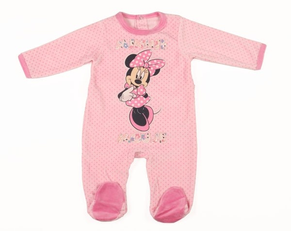 Pijama/pelele Velour bebé Disney  Precio en oferta: 18.85€