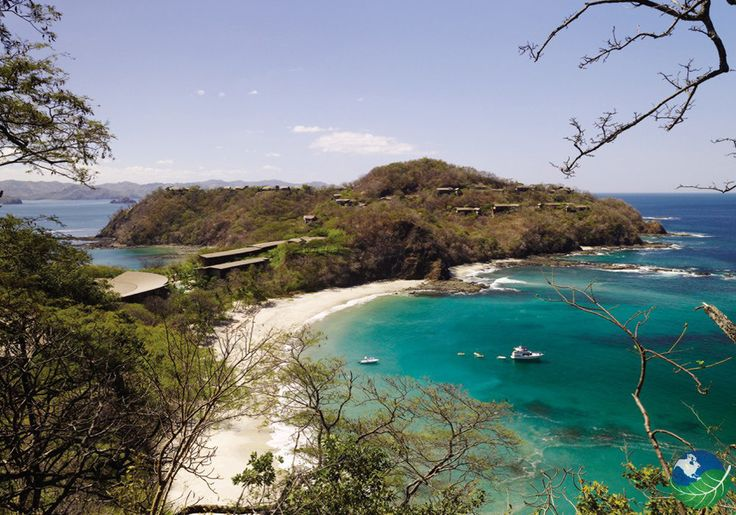 Gulf of Papagayo beach
