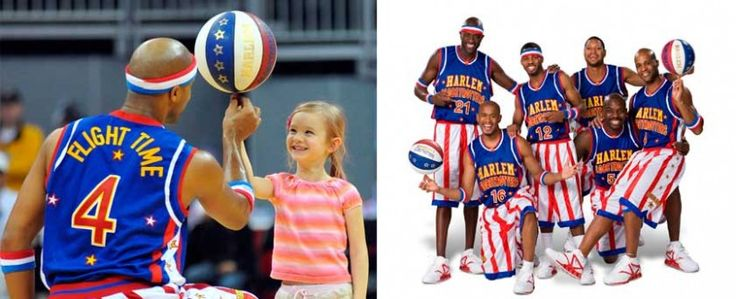 $35 and Up for a Ticket to to See the Harlem Globetrotters at the Rogers Centre - 2 Game Times! (Up to a $70.95 Value)