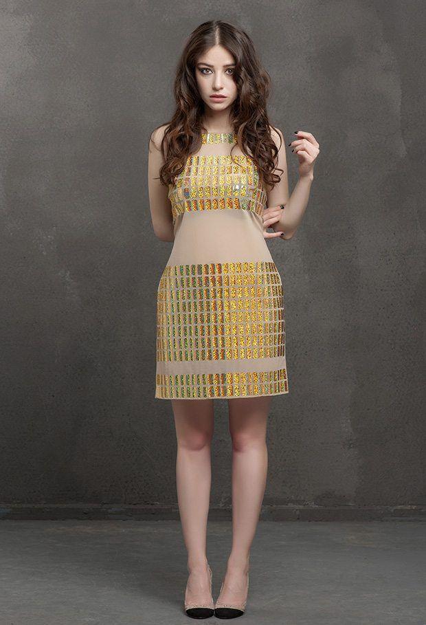 Özge Gürel, Turkish Actress  Şu var ki öyle zevksiz giyinen birisi asla olmadı!!!