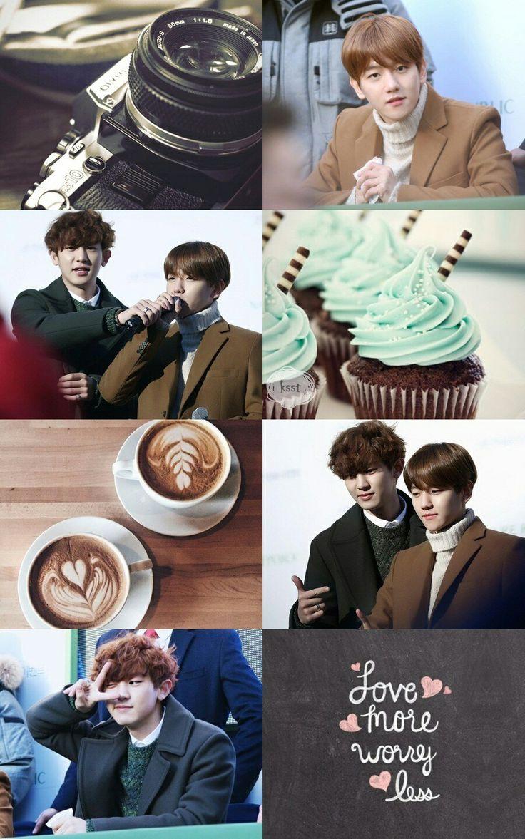 #chanbaek #coffe #cafe #love #aesthetic
