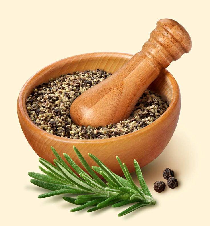 Rosemary black pepper