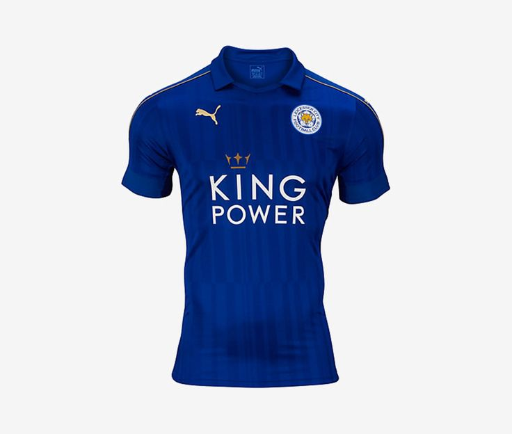 Leicester City FC Home Jersey (Youth) (2016-17)