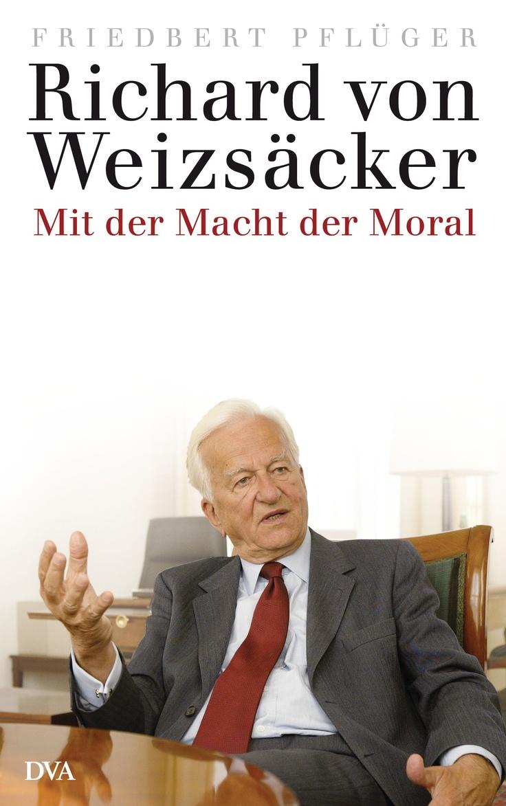 """""""Das Porträt zum 90. Geburtstag"""": Eine Buchempfehlung von Hans Jürgensen zum Buch """"Richard von Weizäcker"""" von Friedbert Pflüger von DVA!"""