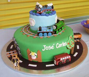 M s de 25 ideas incre bles sobre tortas de cumplea os de thomas en pinterest caminando tarta - Casa de olivia lego friends el corte ingles ...