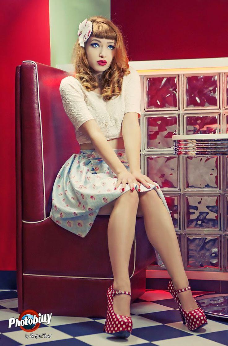miss bo photo by bostjan tacol photobilly heels by uturn utopia vintage classy. Black Bedroom Furniture Sets. Home Design Ideas