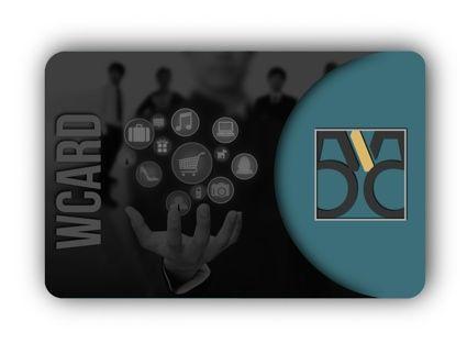 Wcard su cui vengono accredidati i Wkey, la moneta complementare di Wision55, accumulati dal Fan. I Wkey possono essere accumulati e/o spesi sia online che offline, al posto del denaro, presso i Partner commeriali affiliati a W55.