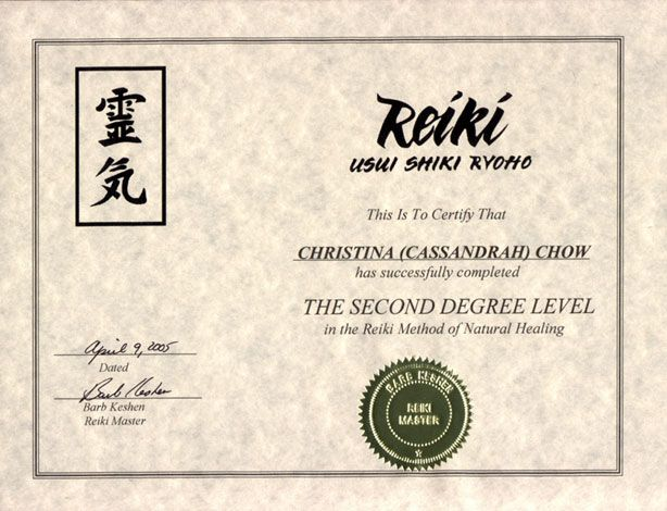 reiki certificates for sale - Selo.l-ink.co