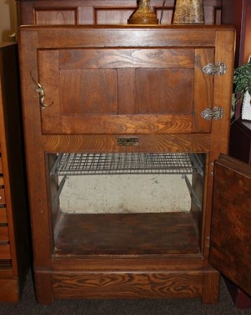 79 Best Images About Antique Ice Boxes On Pinterest