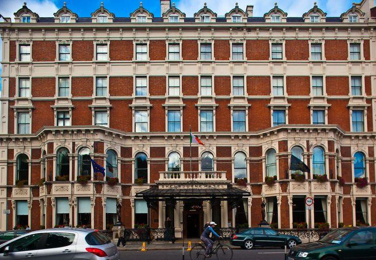 Shelbourne Hotel on yksi Dublinin legendaarisimmista hotelleista. © The Shelbourne Hotel