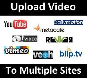 Euroette - Je vais uploader manuellement votre video aux sites de partage de videos comme : YouT