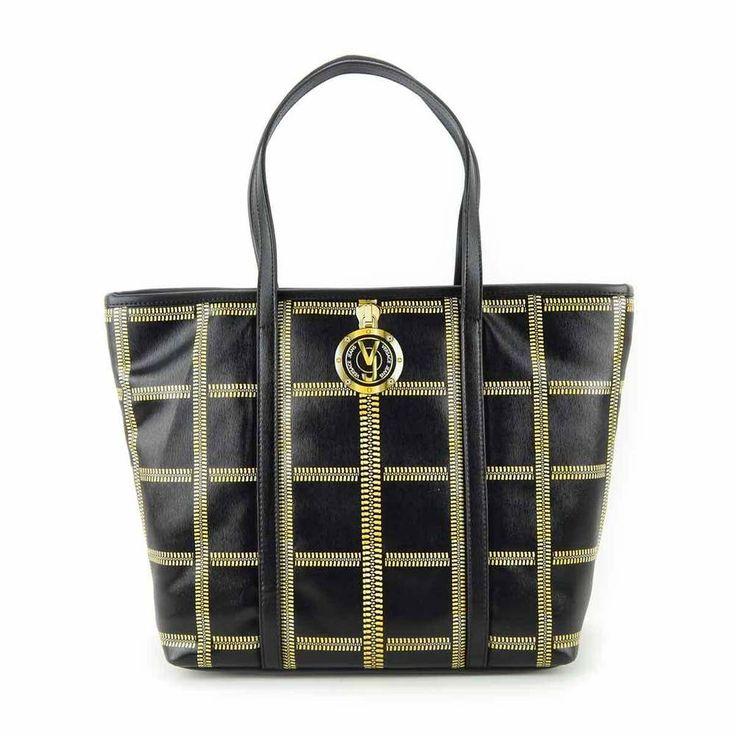 Borsa donna Versace Jeans Col. Nero - Tote Bag