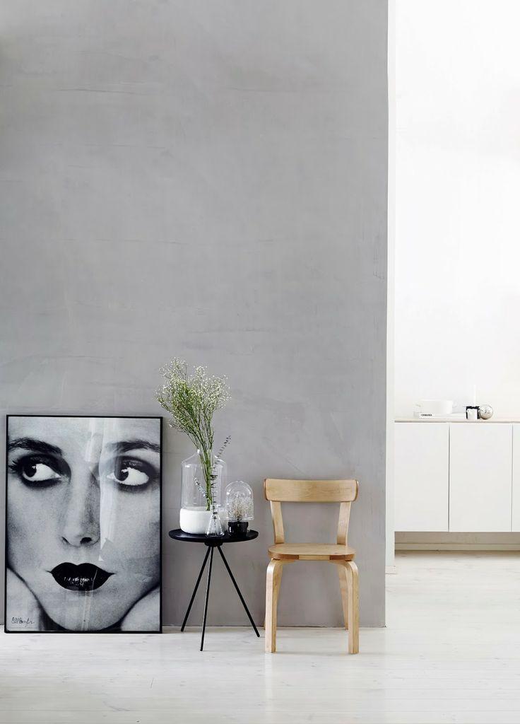 ... su Pinterest  Muri di cemento, Porte da doccia e Progetto in legno
