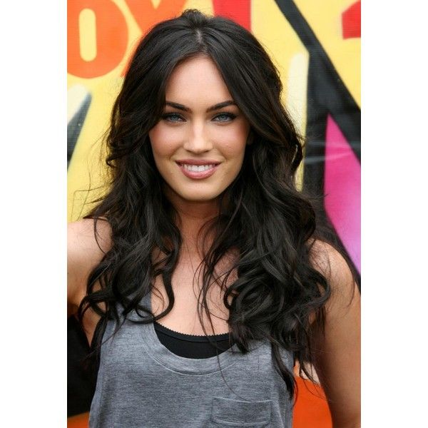 Megan Fox @ megansafox.com | Megan Fox FHM | Megan Fox Transformers |... ❤ liked on Polyvore featuring megan fox, hair, people, backgrounds and cabelos