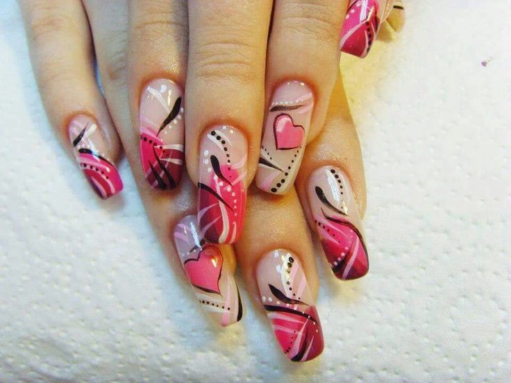 Mejores 71 imágenes de nohtki en Pinterest | Diseños de uñas, Ongles ...