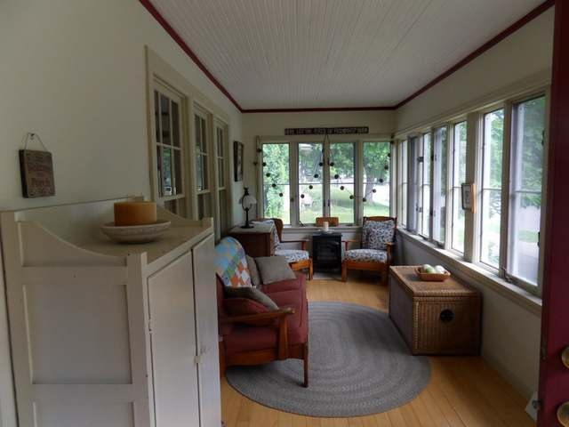Enclosed Porch Wi Favorite Places Amp Spaces Porch