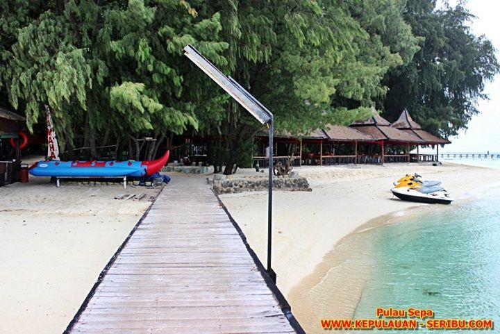 Pulau Sepa   Tour Pulau Seribu