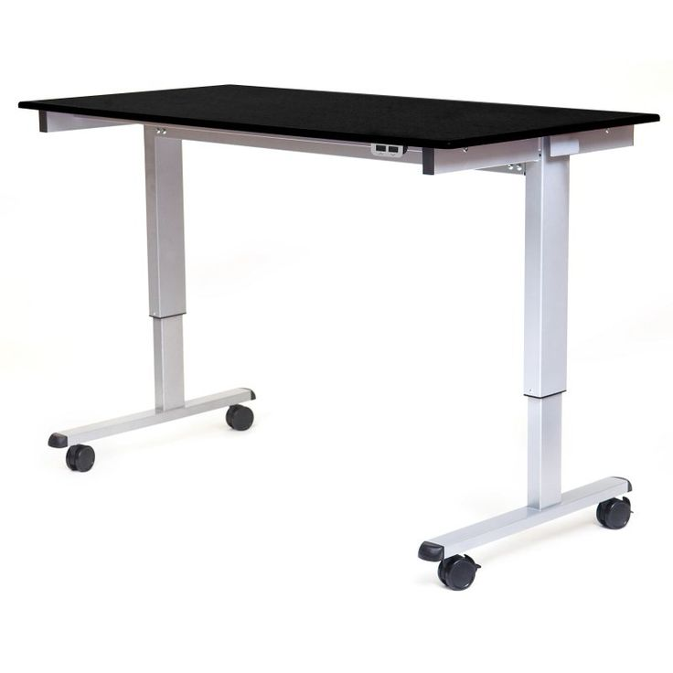 Luxor Electric Standing Desk - STANDE-48-AG/BO