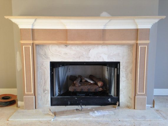 19 best Fireplace Makeover images on Pinterest Fireplaces