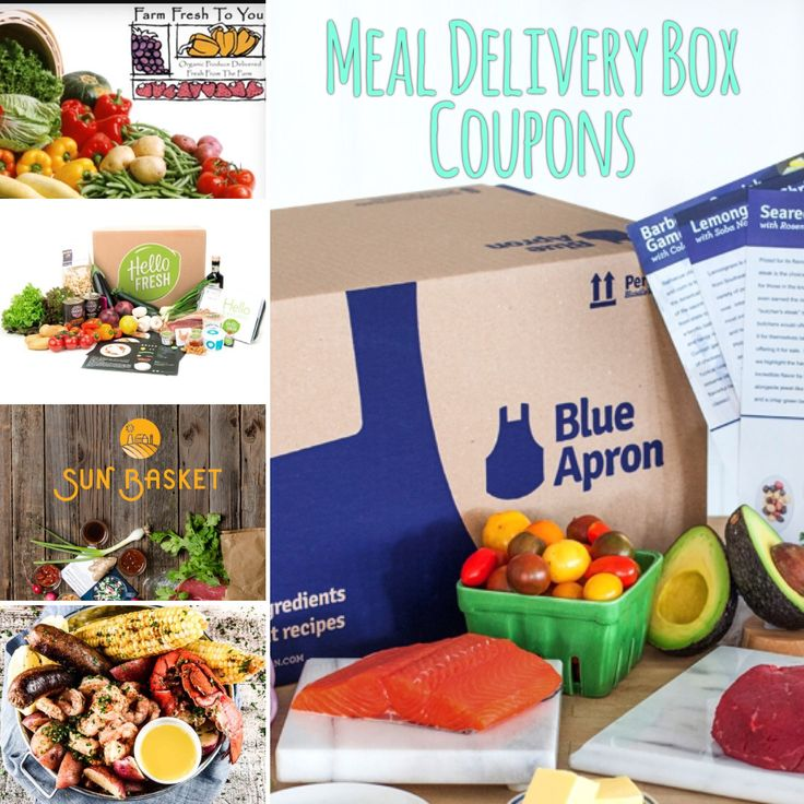 Best 25 fresh food delivery ideas on pinterest meal prep meal delivery box coupons for jan 2017 start new years with fresh ingredients easy recipes forumfinder Image collections