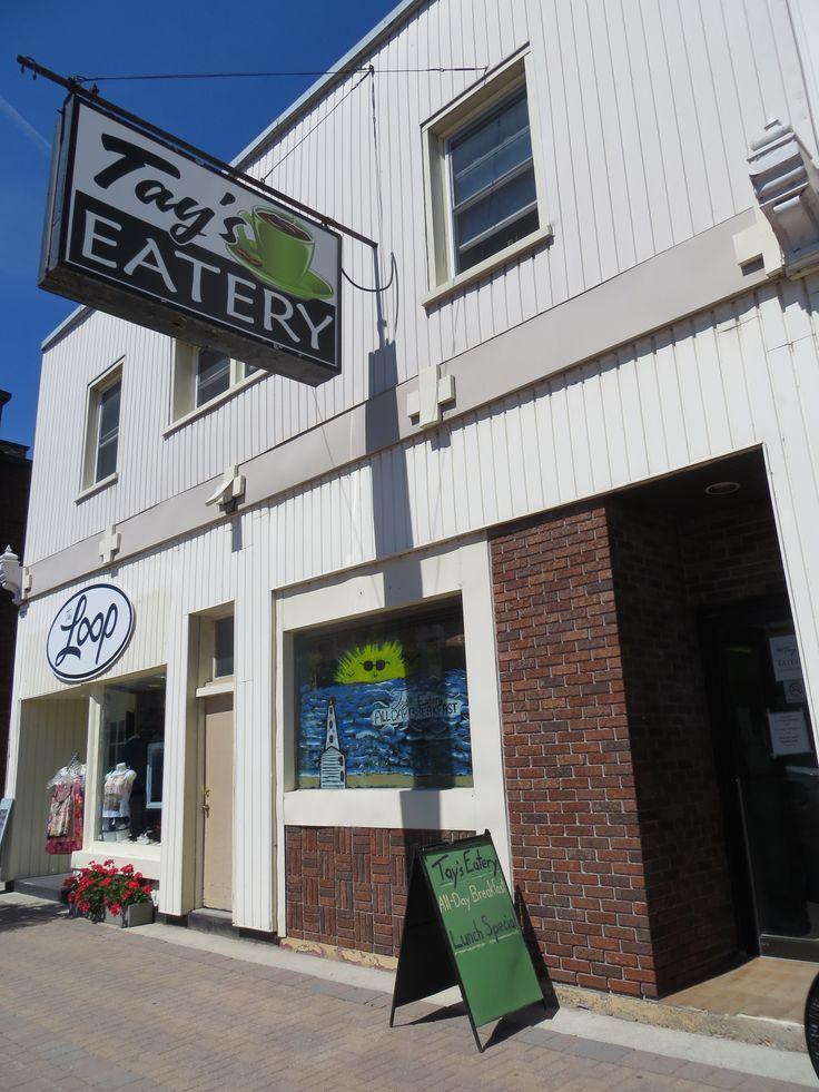 Tay's Eatery, 810 Queen Street, Kincardine, ON