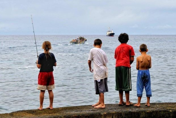What Its Like To Live On A Tiny British Island In The Middle Of - Pitcairn island one beautiful places earth