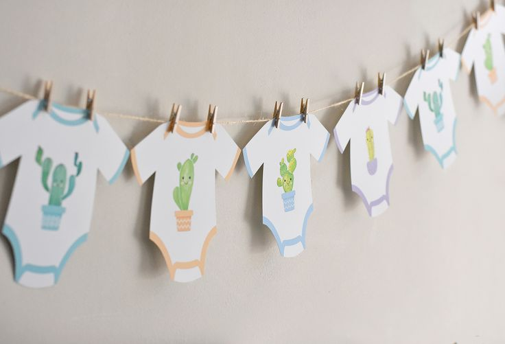 25 best ideas about baby shower clothesline on pinterest for Decoracion de guarderias