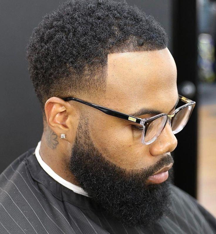 140 Best Black Men Beards Images On Pinterest Beards Hair Cuts