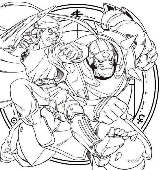 Fullmetal alchemist doodle art doodles crayon art full metal alchemist doodle zentangle