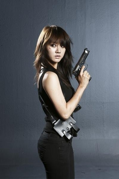 Killer girl K