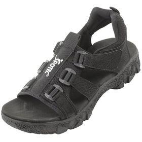 Spotec Original Sandal Sort Bestselger Ortopedisk S 229 Le